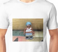 Brickography - Couch Unisex T-Shirt