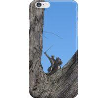 Stark Statue iPhone Case/Skin