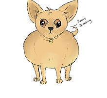 Ben the Chihuahua by Bug1112