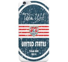 World Cup Football - United States iPhone Case/Skin