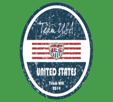 World Cup Football - United States Kids Clothes
