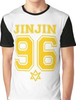 JinJin Jersey Graphic T-Shirt