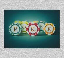 Poker chips  Kids Tee