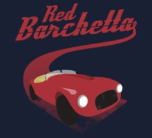 Red Barchetta by George Williams