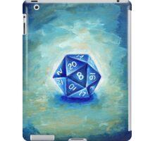 D20 Die / Dice iPad Case/Skin