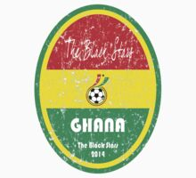 World Cup Football - Ghana by madeofthoughts
