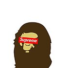 BAPE x SUPREME by novaky