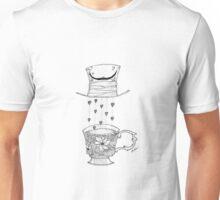 Alice in Wonderland (Tea Party) Unisex T-Shirt