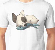 Sleepy Terrier Unisex T-Shirt