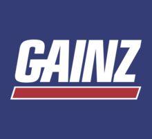 Giant Gainz by SquatRackCurler