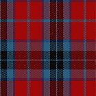 00008 Thompson/MacTavish Clan Tartan  by Detnecs2013