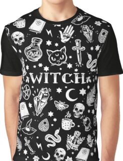 WITCH PATTERN 2 Graphic T-Shirt