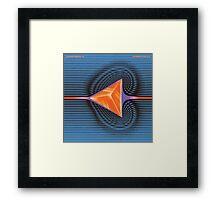 Tame Impala - Eventually Framed Print