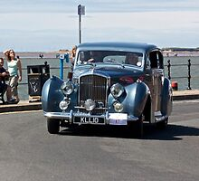 Vintage Bentley - West Kirby Car Rally - July 2014 by Block123