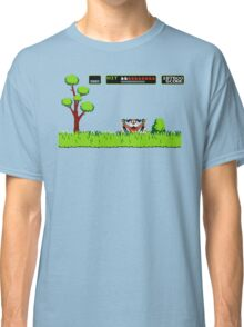 NES duck hunt dog game Classic T-Shirt