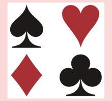 card symbols One Piece - Short Sleeve