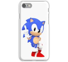 Sonic the Hedgehog - Polygon iPhone Case/Skin