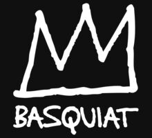 Basquiat Crown Kids Clothes
