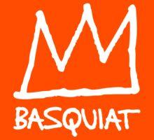 Basquiat Crown Kids Clothes
