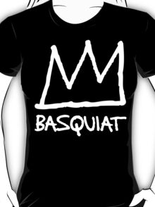 Basquiat Crown T-Shirt