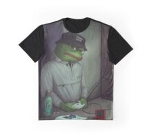 Sad pepe SADBOYS Graphic T-Shirt