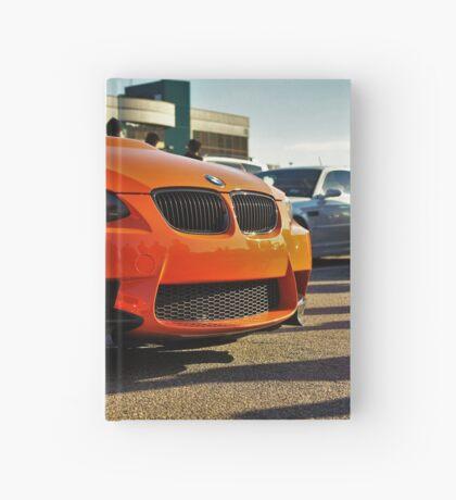 EG Racing Hardcover Journal