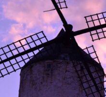 Windmills Sticker