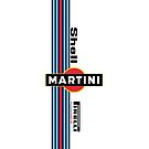 Martini Racing by Confundo