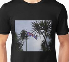 Flying The Flag Unisex T-Shirt