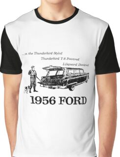 Lifeguard designed...'56 Ford. Graphic T-Shirt
