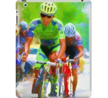 Cyclist FIVE iPad Case/Skin