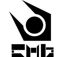 Combine Logo Photographic Print