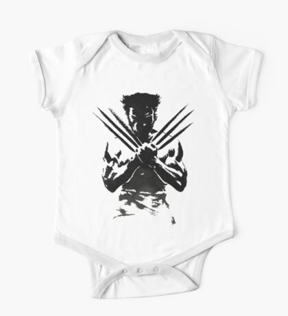 wolverine One Piece - Short Sleeve