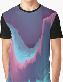 Raspberry Glen Graphic T-Shirt