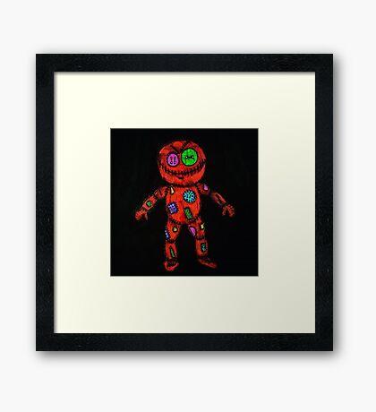 Rag Doll  Framed Print