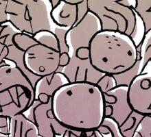 OFF - Chibi Batch Sticker