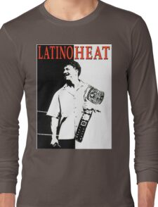 Latino Heat Scarface  Long Sleeve T-Shirt