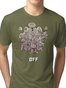 OFF - Chibi Batch Tri-blend T-Shirt