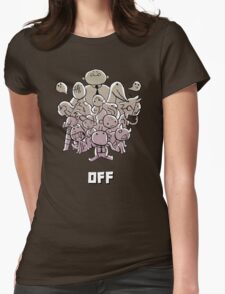 OFF - Chibi Batch Womens Fitted T-Shirt