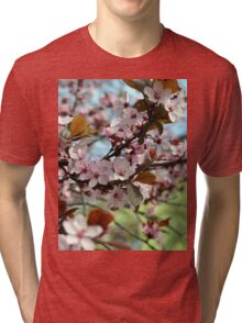 pink tree Tri-blend T-Shirt