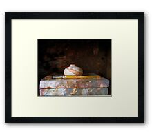 Pieces of Color Framed Print