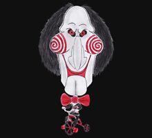 Horror Movie Puppet Caricature Unisex T-Shirt