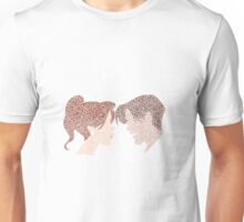 Anastasia and Dimitri Stained Unisex T-Shirt
