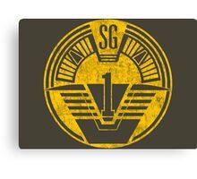 Stargate SG-1 Canvas Print