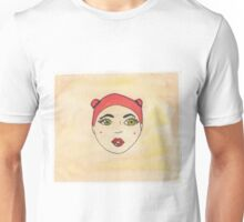 peachy girl Unisex T-Shirt