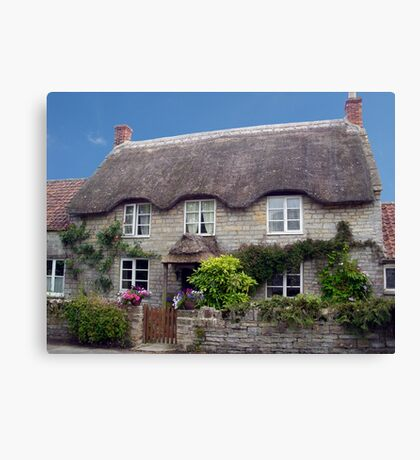 That's the House Canvas Print