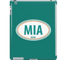 MIA - EURO STICKER iPad Case/Skin