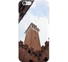 Siena - Italy iPhone Case/Skin