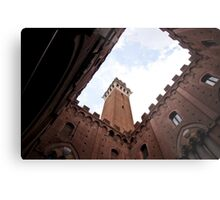 Siena - Italy Metal Print
