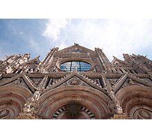 Siena - Italy Photographic Print